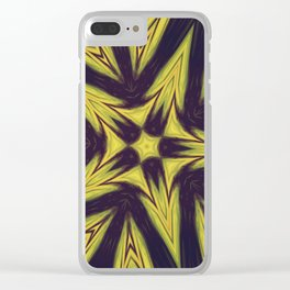 Expantion of light Clear iPhone Case