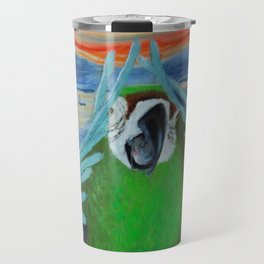 Parrot Scream Travel Mug
