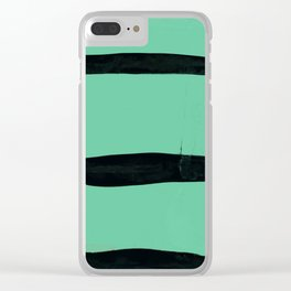 UNTITLED#97 Clear iPhone Case