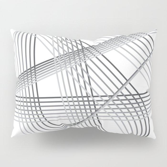 Neverending lines Pillow Sham