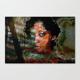 Gina Canvas Print
