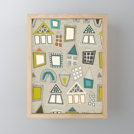 KOTI RETRO Framed Mini Art Print