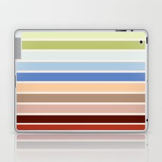 The colors of - Porco Rosso Laptop & iPad Skin