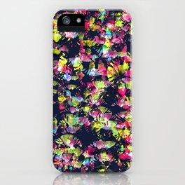 Texture Watercolor iPhone Case
