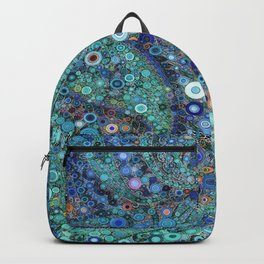 :: Ocean Fabric :: Backpack
