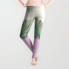 Succulent Dip Leggings