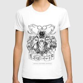 Puritanical Misanthropic Aestheticism T-shirt