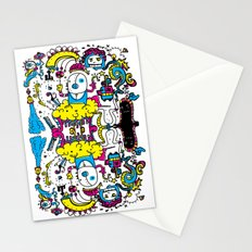 StreetArt Stationery Cards