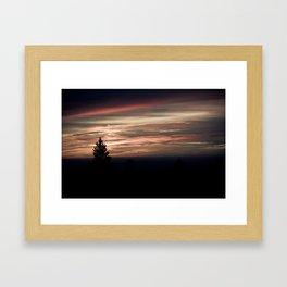 The Twilight Hours VIII Framed Art Print