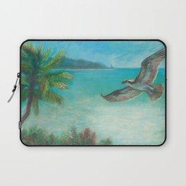 Belle's Journey: Island Hopping Laptop Sleeve