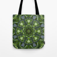army Tote Bags featuring Dragon Army by Mr. Pattern Man