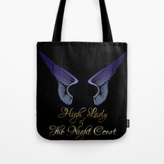 High Lady of the Night Court Tote Bag