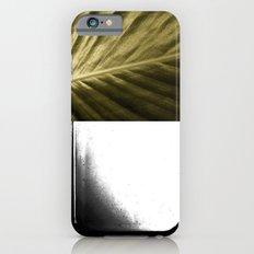 'Golden Leaf' Slim Case iPhone 6s