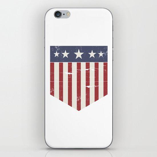 Flag iPhone Skin