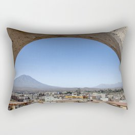 Mirador de Yanahuara Rectangular Pillow