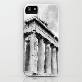 Mystical Parthenon iPhone Case