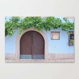 Doors of Germany Canvas Print