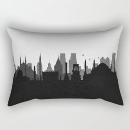 City Skylines: Istanbul Rectangular Pillow