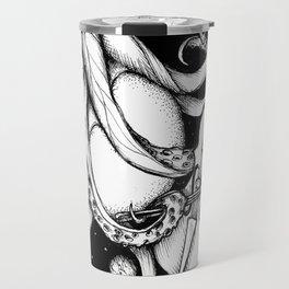 Cosmic Octopus Travel Mug
