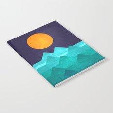 Egyptian Pyramid Notebook