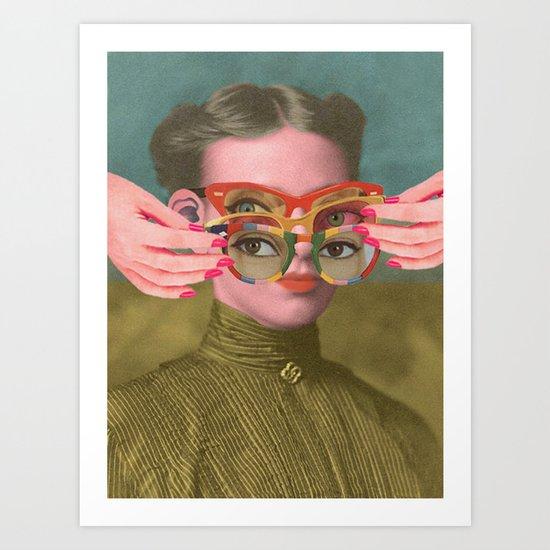 TRIFOCALS Art Print