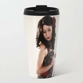 Eek! A Mouse! Travel Mug