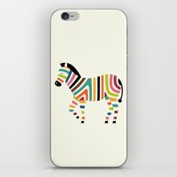 code iPhone & iPod Skins featuring Magic code by Andy Westface