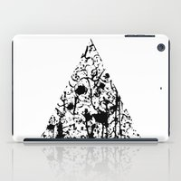 chaos iPad Cases featuring Chaos by ZantosDesign
