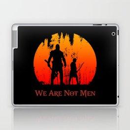 We Are Not Men Laptop & iPad Skin