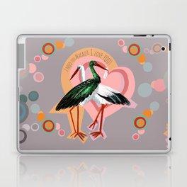 Love (GREFA) Laptop & iPad Skin