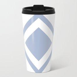 Diamond Metal Travel Mug