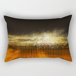 Sedona fire Rectangular Pillow