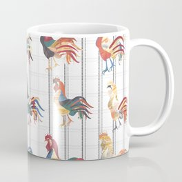 Modern Farmhouse Rooster Coffee Mug