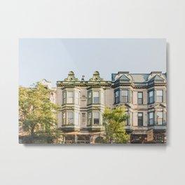 Chicago in Pastel Metal Print