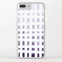 SQ 1 Clear iPhone Case