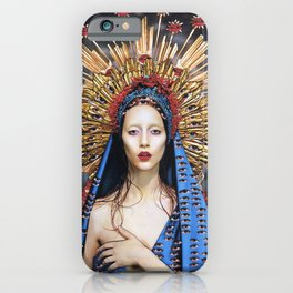 Mother of Mercy  iPhone Case