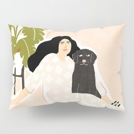 Best friendship story Pillow Sham