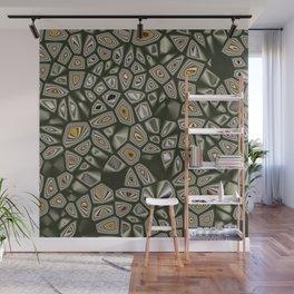 Abstract CMR 03 on VB Wall Mural