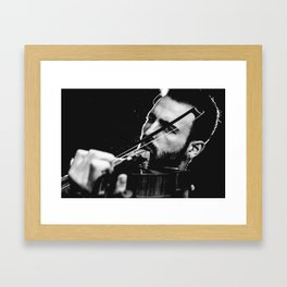 Viola Framed Art Print