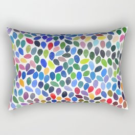 rain 19 Rectangular Pillow