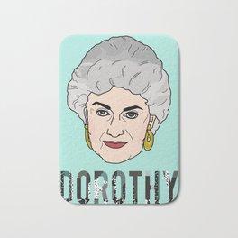 Dorothy Portrait Bath Mat