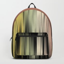 Autumn Colors Abstract Backpack