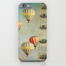 Painting Thoughts Slim Case iPhone 6