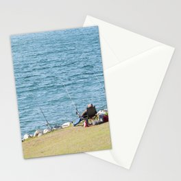 Go Fishing Stationery Cards