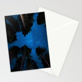 Under the forest Stationery Cards