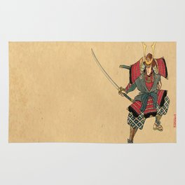Honorable Warrior Rug
