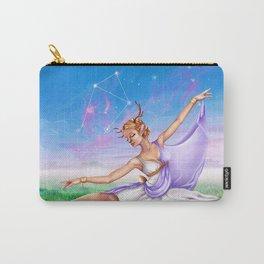 Libra OC - 12 Zodiac Ladies Carry-All Pouch