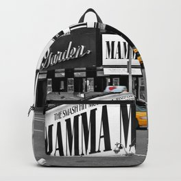NYC - Yellow Cabs - Musical - High Backpack