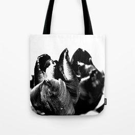 Dying Tulip Tote Bag