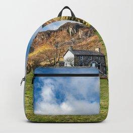 Crafnant Lake Cottage Backpack